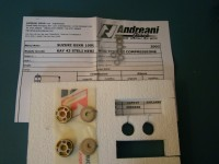 SUZUKI GSXR1000 03 GSX ANDREANI KIT FORCELLA FORCELLE FORK KIT
