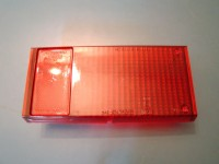 ALFA ROMEO GT GIULIA DUETTO LUCI TARGA CARELLO LICENSE PLATE LIGHT