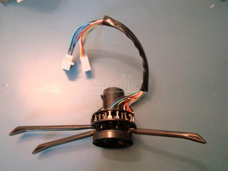 fiat 124 spider devioluci neu nos steering schalter ebay. Black Bedroom Furniture Sets. Home Design Ideas