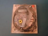 FRENTUBO HONDA CBR900 2000 01 KIT TUBI TRECCIA RACING BRAKE HOSES