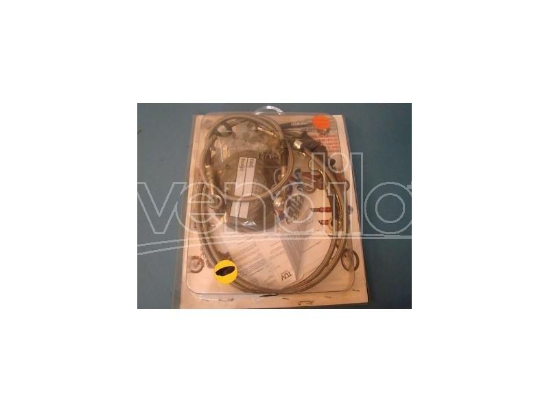 FRENTUBO HONDA CBR900 2002 KIT TUBI TRECCIA RACING BRAKE HOSES