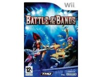 NINTENDO WII BATTLE OF THE BANDS GIOCO NUOVO