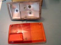 PEUGEOT 104 faro posteriore DESTRO RIGHT rear light SEIMA