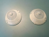 FIAT spider plastiche anteriori front lenses