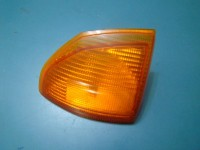 ALFA ROMEO 33 PRIMA SERIE FARETTO ARANCIO SIEM ORANGE FRONT LIGHT SIEM