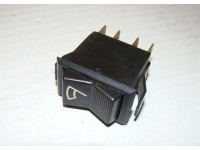 INNOCENTI MINI MINOR INTERRUTTORE TERGICRISTALLI CRUSCOTTO DASH SWITCH
