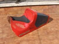 GARELLI 125 GP 125GP CODONE CODINO SELLA RACING FIBERGLASS VINTAGE RARO