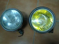 FIAT LANCIA AUTOBIANCHI FARI SUPPLEMENTARI RALLY HEADLIGHTS CIBIE