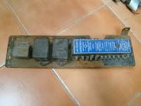 LANCIA FLAVIA ZAGATO maniglia posteriore piccola rear handle