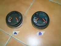 PORSCHE 964 strumento benzina fuel gauge clock indicator