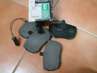 JAGUAR E TYPE SPIA FRENI CRUSCOTTO BRAKES LIGHT