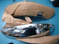 BMW 1602 2002 TI ANGOLARI PARAURTI ANTERIORI FRONT BUMPERS RARE