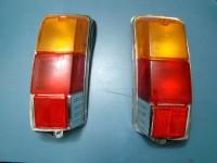 FIAT 500 F L R FARI POSTERIORI LIGHTS GEMME