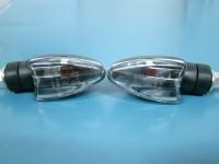 FRECCE MOTO UNIVERSALI VIPER NERO LED BLINKERS