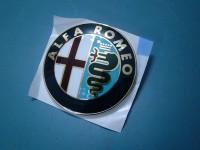 ALFA ROMEO DUETTO 33 75 STEMMA ROTONDO ROUND EMBLEM