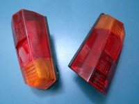 CITROEN AMI FARI POSTERIORI COMPLETI REAR LIGHTS