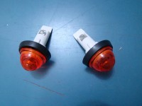 FIAT 127 128 132 X-1/9 FRECCE LATERALI TURN LIGHT