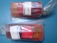 CITROEN DYANE 6 70 75 PLASTICHE POSTERIORI REAR LENSES