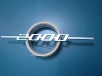 ALFA ROMEO GT 2000 VELOCE SCRITTA POSTERIORE REAR BADGE
