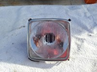 FIAT 125 berlina faro anteriore carello headlight new