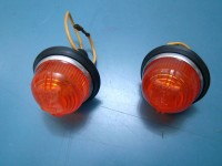 RENAULT 4 PRIMA SERIE FRECCE LATERALI aric SIDE TURN LIGHTS