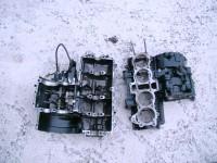 HONDA CBX 750 albero motore crankshaft RC17