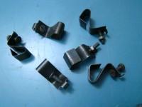 ALFA ROMEO GIULIA GIULIETTA 6 clips molle cerchi borchie hubcaps springs