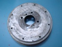 ALFA ROMEO GIULIETTA SPRINT SPIDER TI GANASCE FRENO DRUM BRAKES SHOES