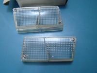 RENAULT 6 plastiche anteriori front lenses SEIMA