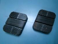 RENAULT 4 pedal pads TACCHETTI PEDALI