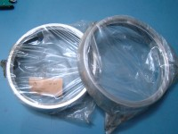 FIAT 1100 T FURGONE PULMINO CERCHI FARO HEADLIGHTS TRIMS RINGS