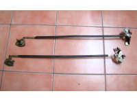 ALFA ROMEO GIULIA 1600 1300 2 MECCANISMI SERRATURE DOORS LOCKS