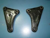 HONDA CBX 1000 SIX 6 SUPPORTI MOTORE ENGINE MOUNTS BRACKETS