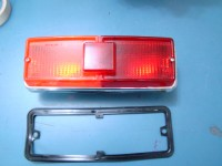 FIAT 128 FARO POSTERIORE SINISTRO VERALUX TAIL LIGHT LEFT HAND