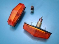 FORD M17 TAUNUS FRECCE LATERALI SIDE BLINKERS TURN LIGHTS