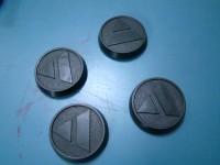 AUTOBIANCHI A112 4 TAPPI IN PLASTICA PER CERCHI WHEELS CAPS