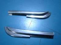 FIAT 850 berlina SPECIAL 2 modanature DEFLETTORI QUARTER GLASS TRIM