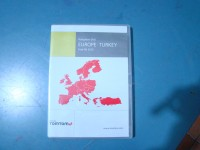 TOM TOM FORD NX 2015 MAPPA MAPPE EUROPA TURCHIA MAPS DVD