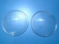 FIAT 1100 A B BL E VETRI FARI NUOVI HEADLIGHT GLASSES LENSES