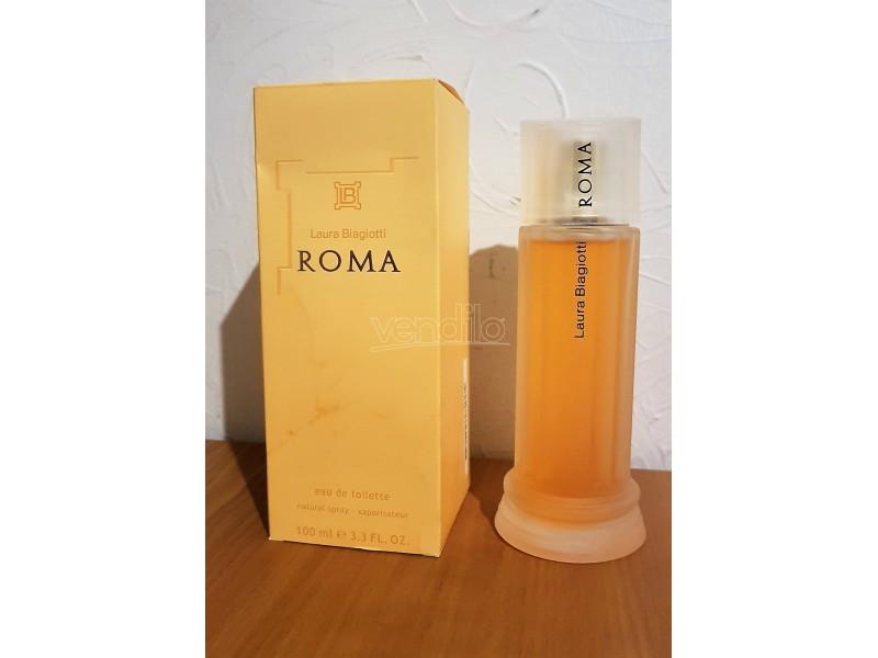 LAURA BIAGIOTTI ROMA EAU DE TOILETTE (EDT) 100 ML SPRAY