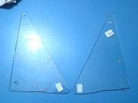 INNOCENTI MINI MINOR 3 SERIE MK3 VETRI DEFLETTORI QUARTER GLASSES