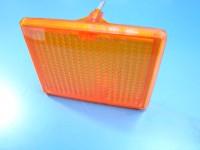 ALFA ROMEO ALFETTA plastica posteriore destra arancio aric tail orange lens