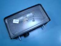 FIAT OM 50 65 LUCE TARGA GECAR LICENSE PLATE LIGHT