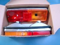 FIAT 128 SECONDA SERIE FARI POSTERIORI REAR LIGHTS