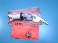 ALFA ROMEO 1750 BERLINA SERRATURA BAULE BOOT TRUNK LOCK 105.41.56.036.00