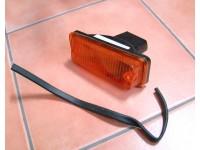 FIAT 126 FARETTO ANTERIORE LEART FRONT LIGHT SINISTRO LEFT