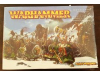WARHAMMER GAMES WORKSHOP REGGIMENTO DI GUERRIERI NANI DWARF WARRIORS REGIMENT