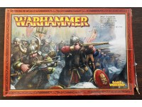 WARHAMMER GAMES WORKSHOP NANI ARCHIBUGIERI DWARF WARRIORS REGIMENT