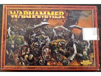 WARHAMMER GAMES WORKSHOP ORC WARRIORS REGIMENT REGGIMENTO DI GUERRIERI ORCHI