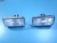 FIAT 124 BERLINA LUCI POSIZIONE FRONT LIGHTS ARIC